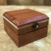 Card In Ring Box - Tommy Wonder (Van Dokkum) - Gabrueva and Maple Wood