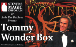 Ring in Card Box Tommy Wonder