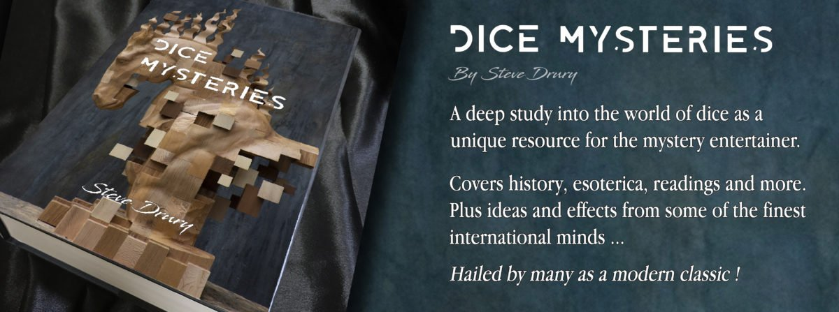 STEVENS-MAGIC-DICE MYSTERIES-BANNERX