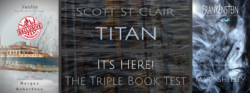 Titan Book Test - Scott St Clair