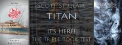 Titan Book Test - Scott St Clair