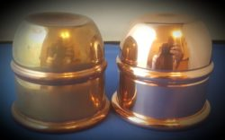 """The Watson """"Heavies"""" Cups Limited Edition in Polished Copper"""