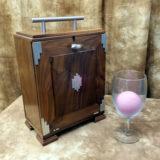 Astro Ball Cabinet