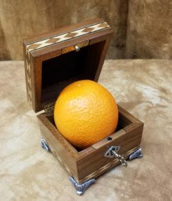 Harlequin Lemon Orange Box