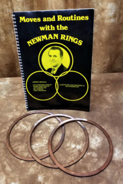 Newman Linking Rings- Magic