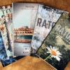 Scott St. Clair Mentalism Bundle Package - TITAN Book Test, Ratoon Vol. 1, & Ratoon Vol. 2.