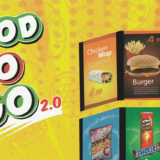 Food To Go 2.0 by George Iglesias and Twister Magic