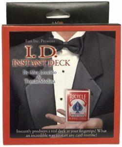 I.D. Instant Deck