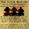 CIA Chop Cup Routine - DECLASSIFIED - Brian Watson
