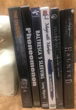 Assorted DVDS - Bundle 5
