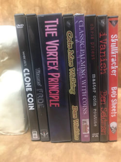 Assorted DVDS (FOUR)