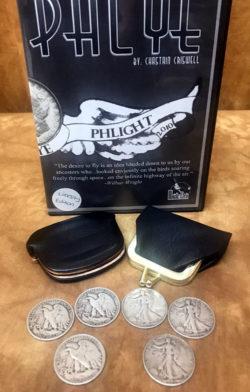 Phlye Liberty Half Dollar Edition with DVD