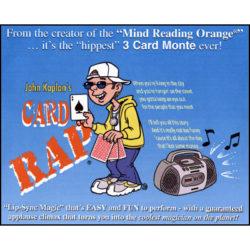 Card Rap by John Kaplan
