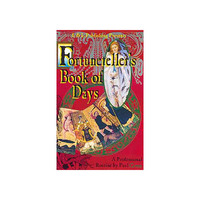 Fortune Teller's Book of Days by Paul Green - Book