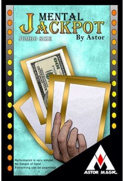 Jumbo Mental Jackpot Ultimate Astor Version