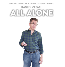 All Alone - David Regal