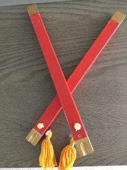 Chinese Sticks - Haenchen