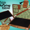 Hopping Table Black - Mikame
