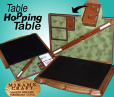 Hopping Table Mikame