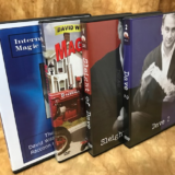David Williamson DVD Bundle Set