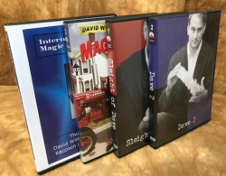 David Williamson DVD Bundle Set