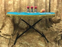 Expert Performance Magician's Table