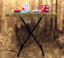 Expert Magicians Performance Table