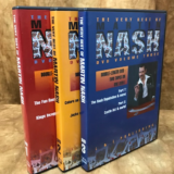Martin Nash Bundle DVD Set