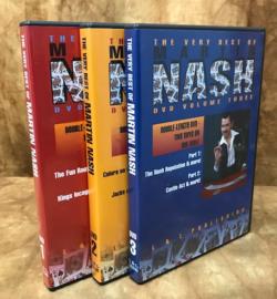 Martin Nash Bundle DVD Set