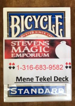MeneTekel Deck - Professional