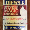 N Stripper Royal Flush - BLUE - SME Private Label