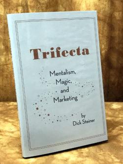 Trifecta - Dick Steiner - Book