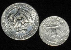 Coin Unique - Eddie Gibson