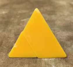 Pyramid Puzzle - Two Piece