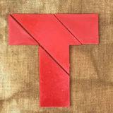 T Puzzle - 4 Piece