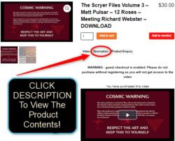 The Scryer Files - Vol. 3 - Matt Pulsar