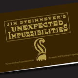 Unexpected Impuzzibilities by Jim Steinmeyer