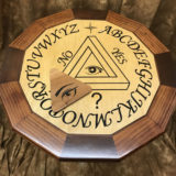 Tilting Table - Ouija Table - Louie Gaynor