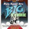 Papa Rabbit Hits the Big Time (with DVD) by Daryl - Estate - Primi