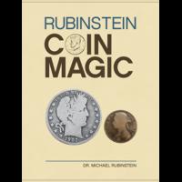 Rubinstein Coin Magic (Hardbound)
