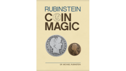 Rubinstein Coin Magic (Hardbound)