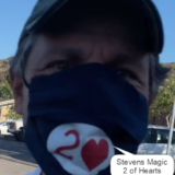 MASKED 2 of Hearts