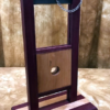 Desktop Finger Chopper Guillotine - Purple Heart