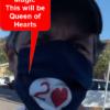 Masked - Jeff Bornstien - Queen of Hearts