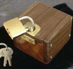 Antique Pill Box - Dave Powell