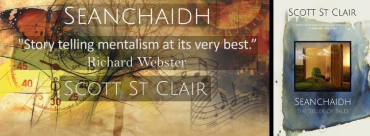 Seanchaidh - Scott St. Clair