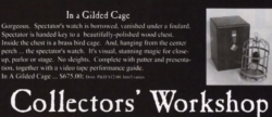 Gilded Gage - Collecters Workshop