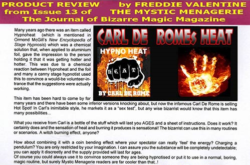 Heat - Carl De Rome