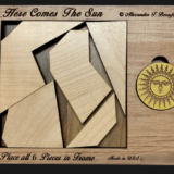 Here Comes The Sun Puzzle