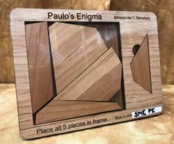 Paulo Enigma Puzzle